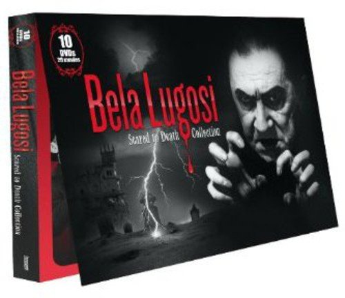 Bela Lugosi: Scared to Death Collection (10-pk) -