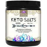 Hÿdra Nutrients Keto Salts - Exogenous Ketones BHB Beta-Hydroxybutyrates - 210g Metabolic Boost for Weight Loss, Energy, Brain Power, and Fat Burn - Ketosis Ketogenic Diet (Raspberry Lemonade)