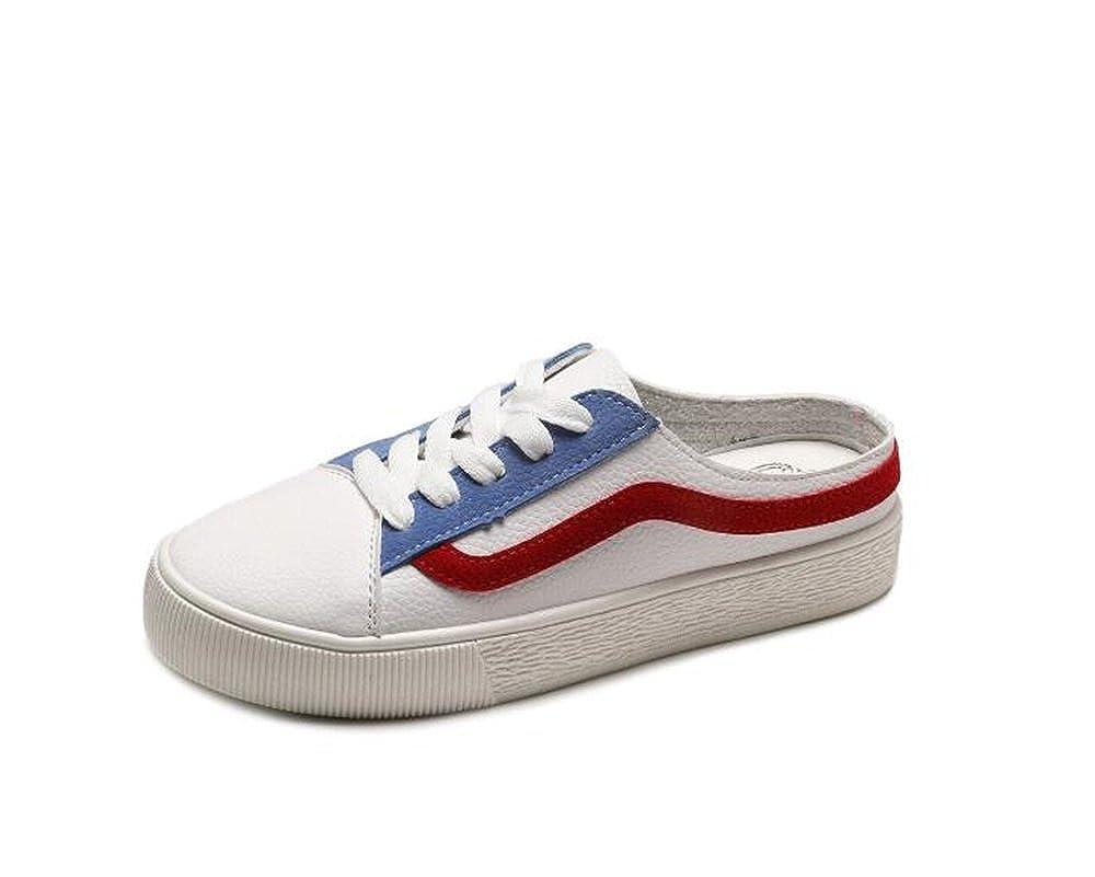 Ladies Womens Slip On Sneaker Clogs Sandals