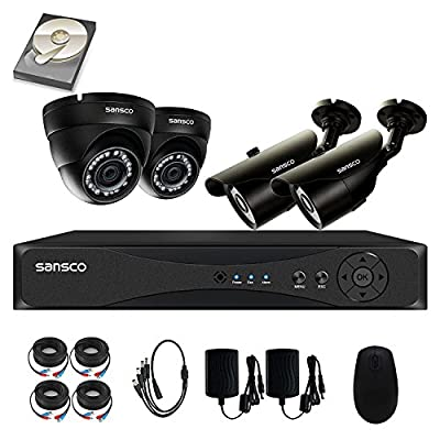 Dts 8ch Dvr Kit by SANSCO