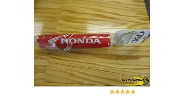 Fx Handlebar Pad and Keepitroostin Sticker Fits Honda Xr50 Xr50r Crf50 Crf50f 2000-2014