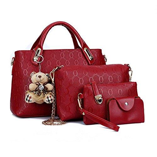 Aoligei Shoulder Cross Women Diagonal Bag Fashion Handbag Single D Bag YZBYqrwt