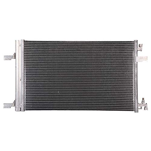 (OCPTY Aluminum AC A/C Condenser Replacement fit for 2010-2017 Buick Lacrosse Regal Verano 2013-2017 Cadillac XTS 2011-2017 Chevrolet Cruze Impala Malibu 3794)