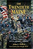 Front cover for the book The Twentieth Maine by John J. Pullen