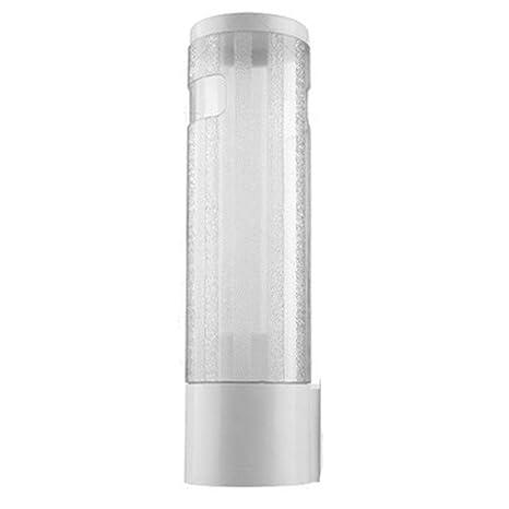 Dispensador de taza de agua, soporte para taza de pared Tubo de taza para sacar