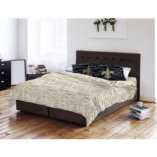 - NFL Full Sheet Set New Orleans Saints by Northwest