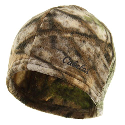 Cabela's Zonz Woodland Fleece Beanie with Polygiene for sale  Delivered anywhere in USA
