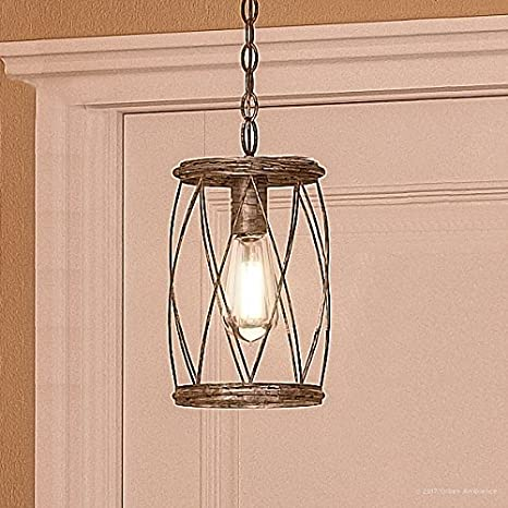 sports shoes cc3e4 f8365 Luxury French Country Pendant Light, Small Size: 11.25
