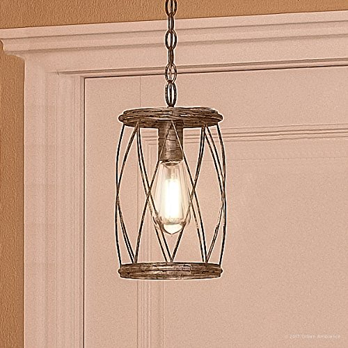 (Luxury French Country Pendant Light, Small Size: 11.25