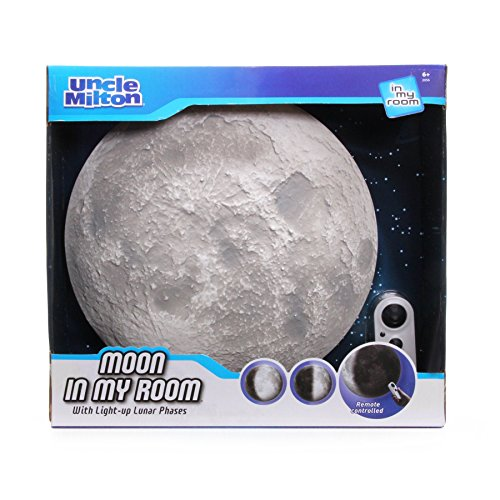 Moon In My Room Remote Control Wall Décor Night Light - Uncle...