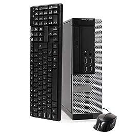 Dell OptiPlex 9020-SFF, Intel Core i5-4570 3.2GHZ, 16GB RAM, 512GB SSD Solid State, DVDRW, Windows 10 Pro 64bit (Renewed…