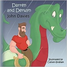 Darren and Derwyn (Darren the Dragon) (Volume 3)