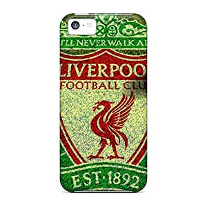Nyu1207hEyL Snap On Case Cover Skin For Iphone 5c(famous Liverpool)