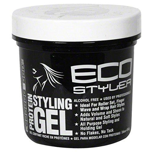 Eco Styler Styling Gel, protéines, 16 oz