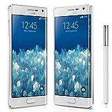 Samsung Galaxy Note Edge N915T 32GB Unlocked GSM 4G LTE Cell Phone - White