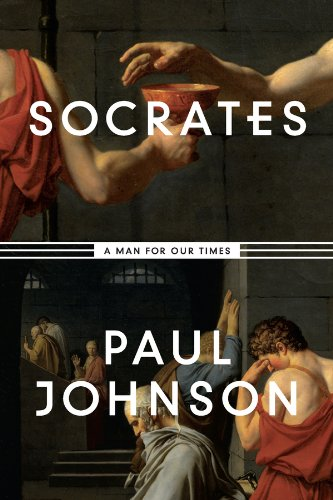 Socrates: A Man for Our Times cover