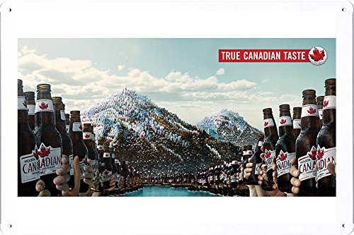 tin-sign-metal-poster-plate-8x12-of-molson-canadian-beer-true-canadian-taste-mountains-by-food-bever