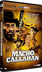 Macho Callahan [Francia] [DVD]