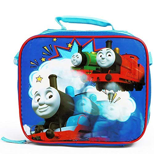 Thomas Lunch Box - Disney Jr. Soft Rectangular Lunch Bag ... (Thomas the Train)
