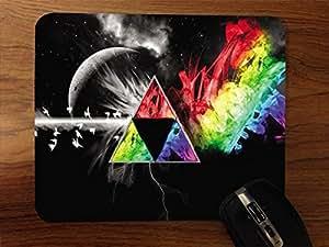 Pink Floyd Triforce Desktop Mouse Pad