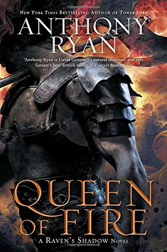 Queen of Fire (Raven's Shadow)