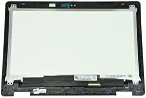 New Replacement 13.3'' LCD Touch Screen Display Assembly with Frame for Dell Latitude 3379 Series