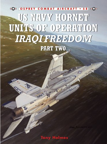 US Navy Hornet Units of Operation Iraqi Freedom (Part Two) (Combat Aircraft Book 58)