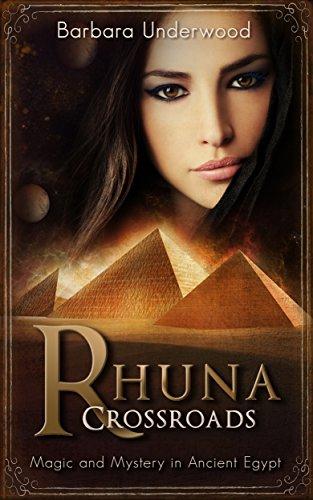 Rhuna: Crossroads (Book 2) by Barbara Underwood