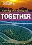 Footprint Reading Library W/CD: Saving the Amazon 2600 (AME), Waring, Rob, 1424046068