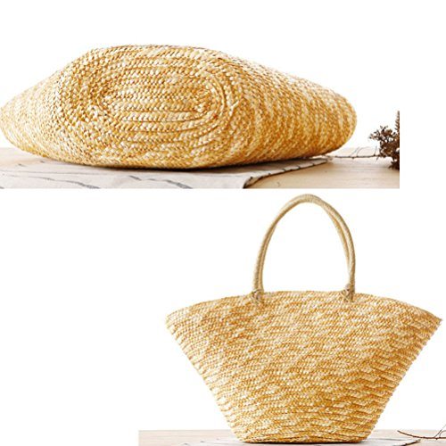 Silk Garden Bags Hot yellow Korean Style ventes Quality Woven Casual Flowers Zhuhaitf Womens High Pastoral v1zwOZqxqd