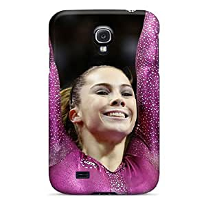 (LUovD1242qZmta)durable Protection Case Cover For Galaxy S4(gymnastics Olympics 2012 Mckayla Maroney)