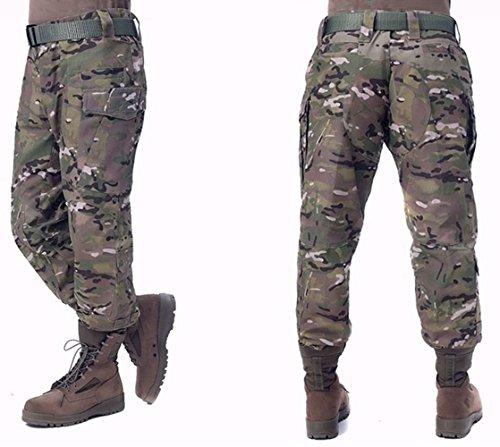 OSdream OS-F Battle Strike Uniform TROUSERS, Camping Hiking