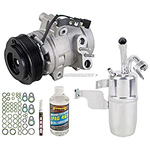OEM AC Compressor w/A/C Repair Kit For Ford Transit Connect 2010-2015 - BuyAutoParts 60-85113RN New
