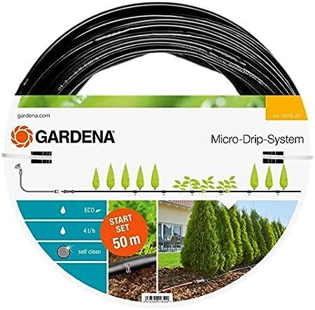 Gardena Start Set Pflanzreihen S Micro-Drip-Gartenbewässerungssystem Zur Schon
