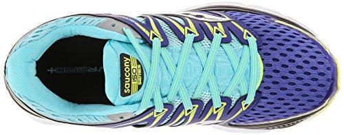 M Running Citron Twilight Saucony Women's 5 Oxygen Oxygen Triumph Citron US Shoe ISO Twilight OXqtz1q