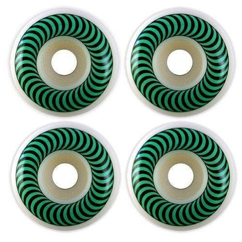 Spitfire Classic Series 52mm High Performance Skateboard Wheel (Set of 4)