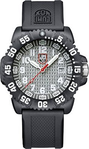 Luminox Men's 25th Anniversary Watch and SOG® Knife Set A.3057.25TH …