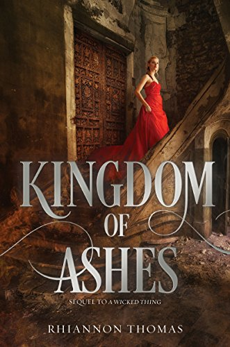 Kingdom of Ashes by [Thomas, Rhiannon]