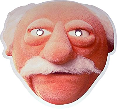 The Muppets - Waldorf - Card Face Mask by The Muppets