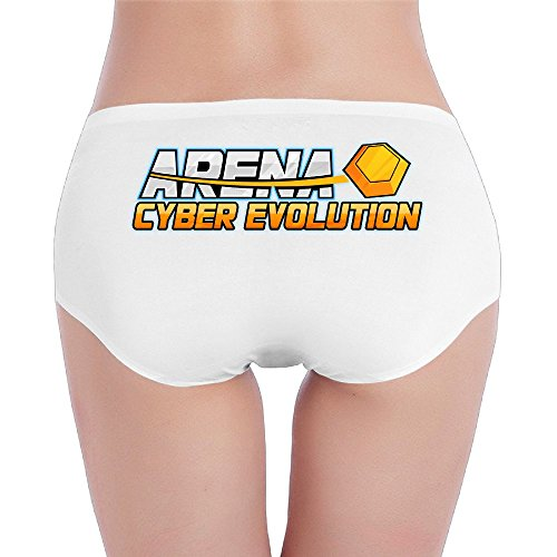 Womens Arena: Cyber Evolution FREE-TO-PLAY Hipster Underwear