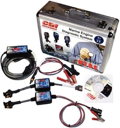 CDI Electronics 531-0118T1 M E D S  T Bundle - Mercury