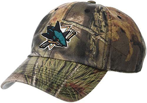 83bd15fce2b San Jose Sharks Camouflage Caps