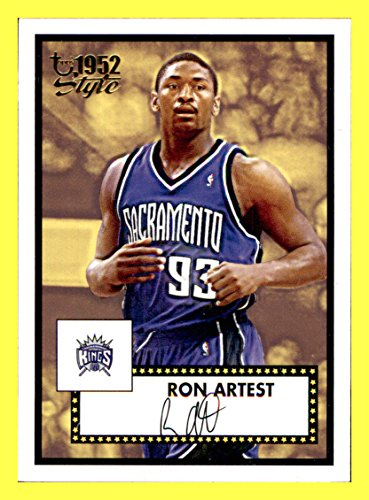 Ron Artest Kings - 5
