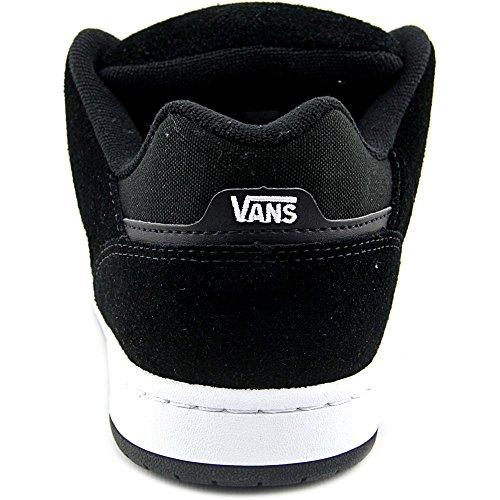 cdb2253f56 Vans Men Docket Skate Suede Leather Logo Shoes - Import It All