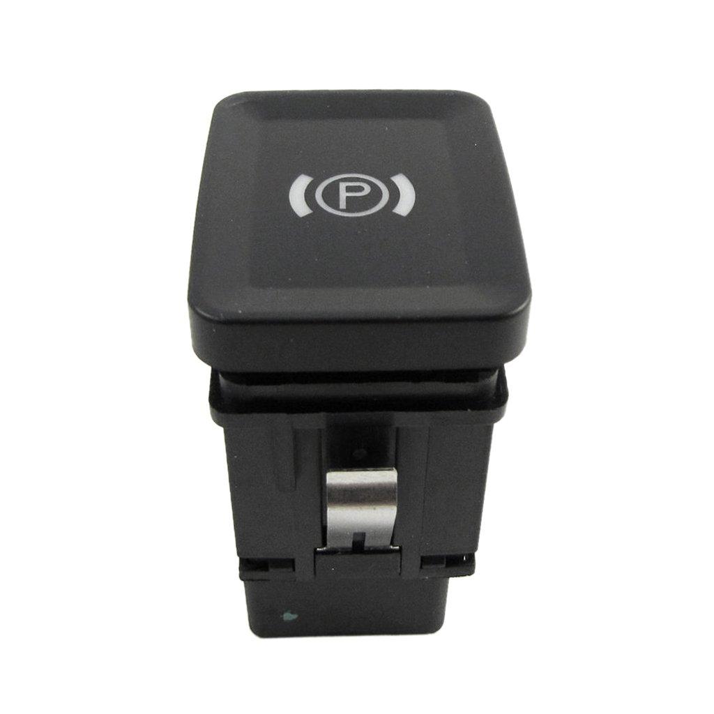 MagiDeal Electronic Handbrake Parking Button Switch