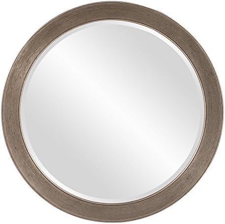 Howard Elliot Virginia Mirror, Luxe Bronze