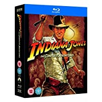 Indiana Jones: The Complete Adventures Blu-ray Deals