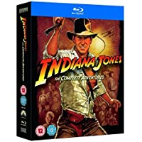 Indiana Jones: The Complete Adventures [1981] [Region Free]