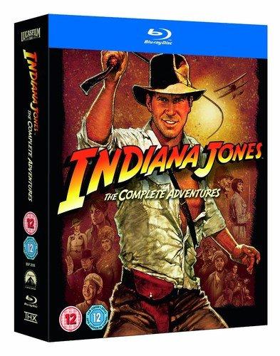 Indiana Jones: Complete Adventures (1981) [Blu-ray]