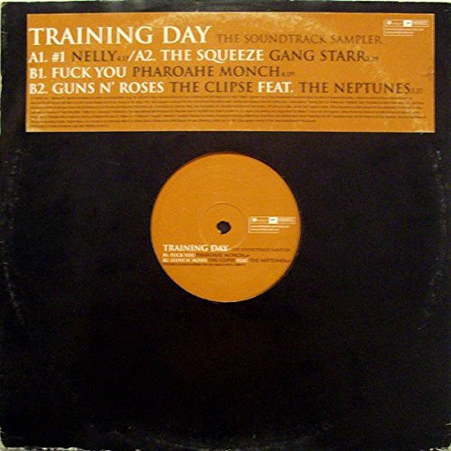 Training Day (The Soundtrack Sampler) - Various 12